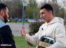 Бобир Тагиев Абу-Дабида жанг қилади! (фото)
