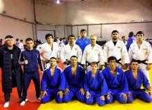 Дзюдоисты Узбекистана готовятся к турниру «Большого шлема»