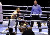 Миразиз Мирзаҳалилов бокс