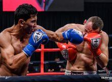 Two Uzbek Fighters Fought In Ekaterinburg