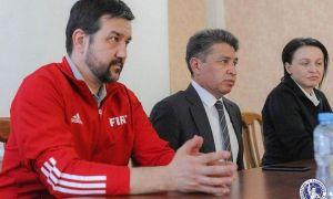 Ўзбекистонлик ФИФА инструктори Тожикистонда