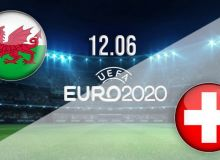 Евро-2020! Уэльс - Швейцария: Матнли трансляция