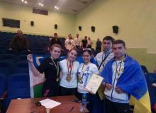 Талаба спортчиларимиз жаҳон чемпионатидан медаллар билан қайтишди