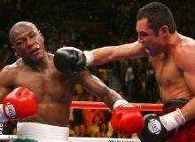 "Oscar De La Hoya: ""I offer Floyd Mayweather $ 100 million for a rematch with me"""