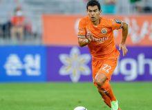 В матче, в котором Рустам Ашурматов отыграл 90 минут, «Канвон» одержал победу