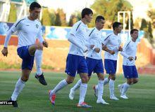 Фотообзор вчерашней тренировки сборной Узбекистана
