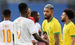 """Токио-2020"". Бразилия Кот-д'Ивуар билан дуранг ўйнади"