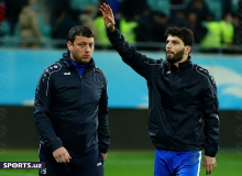 Jaloliddin Masharipov: We conceded a goal in exchange for our mistake