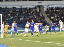 Khumoyun Murtazoev's double secures a 2-0 win for FC Nasaf over FC Kokand