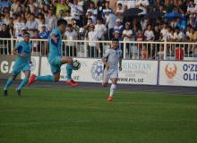 FC Kokand-1912 play out a 1-1 draw with FC Neftchi