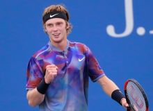 """Sankt-Peterburg Open""да мезбон теннисчи бош совринга эга чиқди"