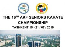 Tashkent to host Asian Karate Federation Congress and AKF Asian Karate Championship