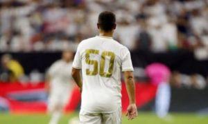 """Азар """"Реал""""да 50-рақамда дебют қилди. У бутун мавсумни шу рақамда ўтказмоқчими?"""