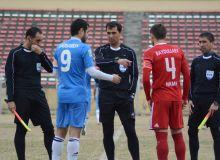 «Кызылкум» уступил «Навбахору» в контрольной встрече