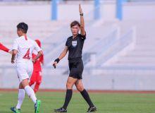 Эдита Миробидова U-16 Осиё чемпионати саралашидан ўрин олган Мьянма - Бангладеш учрашувида ишлайди