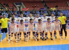 Сборная Узбекистана по футзалу проведет два товарищеских матча