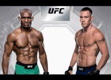 UFC нинг муҳожир чемпиони навбатдаги рақиби ортида қандайдир куч борлигига шаъма қилди