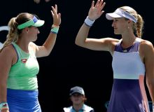 Бабош и Младенович стали чемпионками парного Australian Open