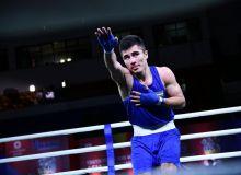 Бокс: Жавлонбек Йўлдошев ярим финалга йўл олди