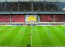 - Маааленький ещё!.. - сарказм от иранского футбола нашему.