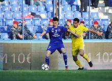 Футболист «Кызылкума» покинул команду
