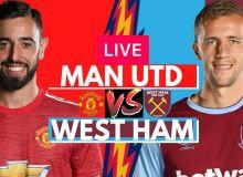 """Манчестер Юнайтед"" - ""Вест Хэм"": Матнли трансляция"