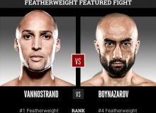 Uzbekistan's Anvar Boynazarov to face American Kevin VanNostrand at the Glory 72
