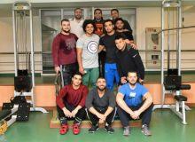 Скоро стартует международное соревнование по тяжёлой атлетике