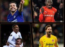 УЕФА Европа лигасининг жорий ҳафтадаги рамзий терма жамоасини эълон қилди