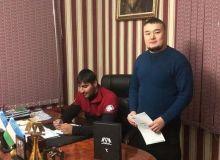 """Бухорода """"Brave CF"""" промоушени ҳамкорлигида ММА турнири ўтказилади"""