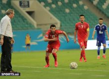 FC Navbahor earn a 1-0 win over FC Kizilkum in Namangan