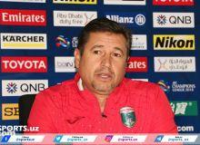 Андрей Микляев: Я не буду комментировать игру, если есть вопросы, задавайте