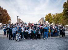 Самарканд принял первый открытый Чемпионат Узбекистана по современному пятиборью