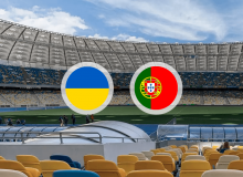 Украина - Португалия. Зинченко ва Роналду бошланғич таркибда