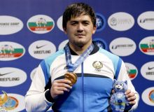 Хасанбой Рахимов стал бронзовым призёром международного турнира
