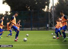 Фотогалерея: Юношеская сборная Узбекистана проводит учебно-тренировочный сбор
