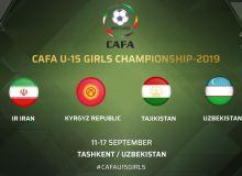 """Тошкентда қизлар ўртасида """"CAFA U-15 Girls Championship-2019"""" мусобақаси ўтказилади"""