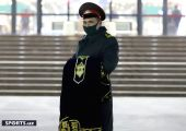 Бектемир Мелиқўзиев аэропортда кутиб олинди