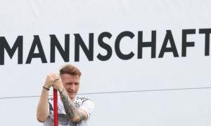 Германия терма жамоасининг 3 нафар асосий таркиб футболчиси эртага Россияга қарши баҳсда иштирок этолмайди