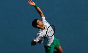 Новак Джокович продолжает выступление на Australian Open