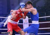 Мироншох Ибрагимов - чемпион