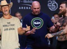 UFC Макгрегор – Серроне жангига аталган янги промороликни намойиш этди (Видео)