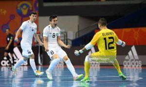 На ЧМ по футзалу сборная Узбекистана вышла из группы со 2 места.