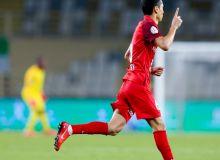 Азиз Ганиев - лучший игрок октября в составе «Шабаб Аль-Ахли»!
