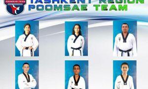 Победители и призёры онлайн-соревнования «Taekwondo Tashkent Open Fest IV»