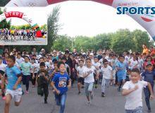23 июнь - Халқаро Олимпия кунига бағишланди (фото)