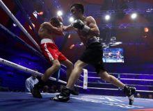 Сардор Музаффаров победил соперника из Армении