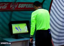 Video Assistant Referee system used for first time in Uzbek football history