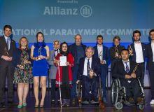 Xalqaro paralimpiya qo'mitasi yilning eng yaxshilari nomini e'lon qildi