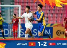 Осиё чемпионати (U23). Шимолий Корея Вьетнамни чорак финал йўлланмасидан мосуво қилди